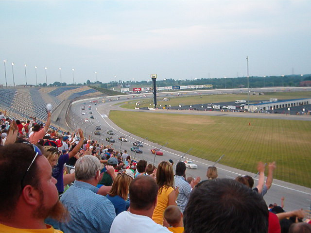 Kentucky Speedway Race May 2007 Photos